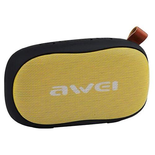 Портативная акустика Awei Y900 black / yellowПортативная акустика<br>