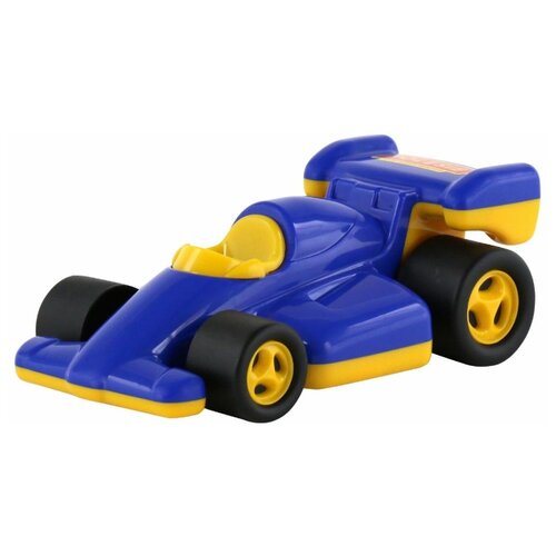 Купить Гоночная машина Полесье Спринт (35424) в пакете 17 см, Машинки и техника