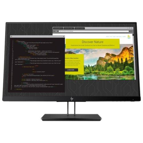 цена на Монитор HP Z24nf G2 23.8 черный