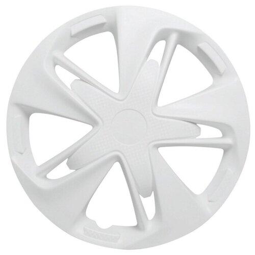 """Колпак Torso Супер Астра 16"""" белый глянец 4 шт."""