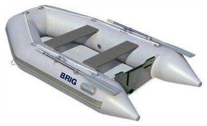 Надувная лодка BRIG B265W