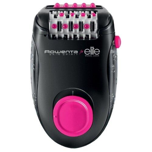 Эпилятор Rowenta EP2902 черный/розовый