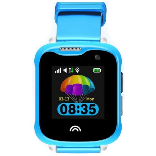 Часы Smart Baby Watch KT05 голубой