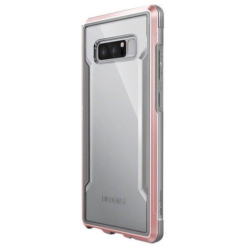 Чехол-накладка X-Doria Defense Shield для Samsung Galaxy Note 8 розовый