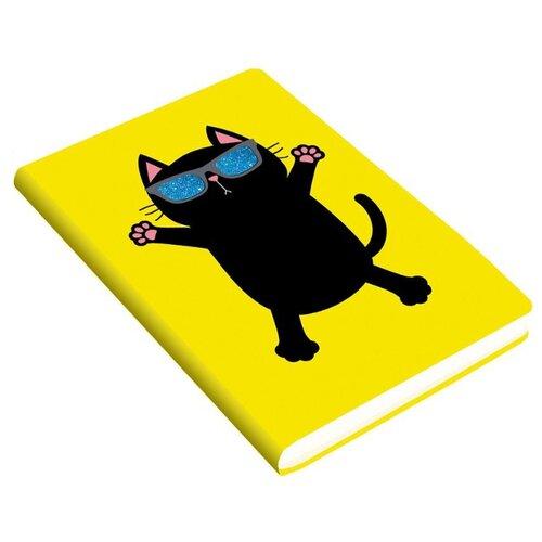 Купить Блокнот Канц-Эксмо Paper Art. GET GLITTER! В6, 80 листов (БГЛ6802979), Блокноты