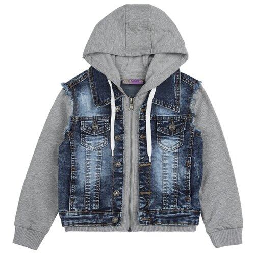Купить Куртка Sweet Berry размер 104, синий, Куртки и пуховики