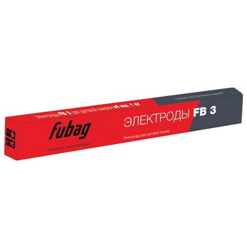 Электроды для ручной дуговой сварки Fubag FB3 4мм 5кг