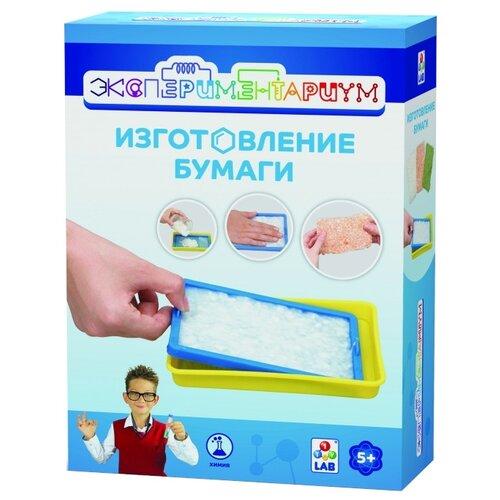 Купить Набор 1 TOY Экспериментариум Изготовление бумаги, Наборы для исследований