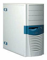 Компьютерный корпус Ascot 6AR/340 White/blue