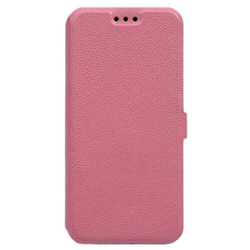 Чехол Gosso UltraSlim Book для Huawei P20 Lite розовый чехол для сотового телефона gosso cases для huawei p20 lite soft touch 186905 темно синий