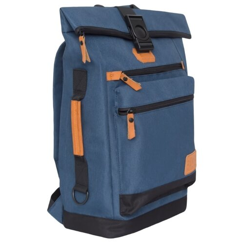 Рюкзак Grizzly RQ-912-1 10 синий рюкзак городской grizzly rq 916 1 1 серый 10 л
