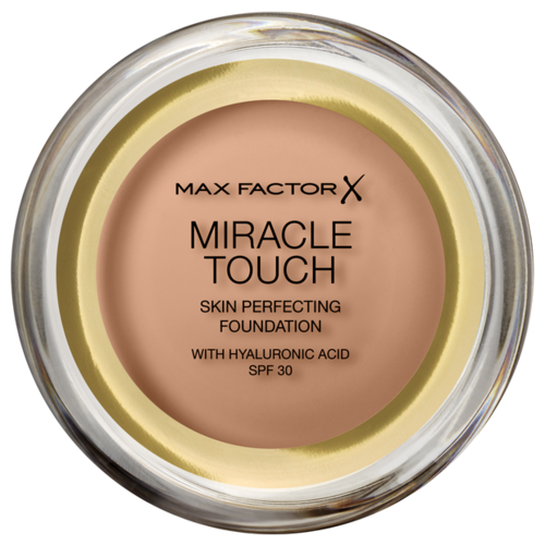 Max Factor Тональный крем Miracle Touch Skin Perfecting Foundation, 11.5 г, оттенок: 80 Bronze max factor colour adapt blushing beige крем тональный 55 тон
