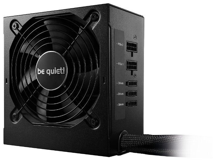Блок питания 600W Be Quiet System Power 9-CM (BN302)