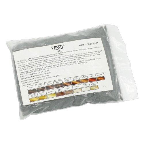 Купить Загуститель волос YPSED Regular Dark Grey (INT-000-000-49), 25 г
