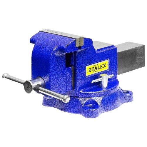 Тиски STALEX Гризли M80 200 мм подставка под станок sbd 8a sbd 920w stalex s n10238
