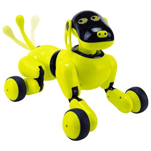 Купить Интерактивная игрушка робот Rtoy Дружок желтый, Роботы и трансформеры