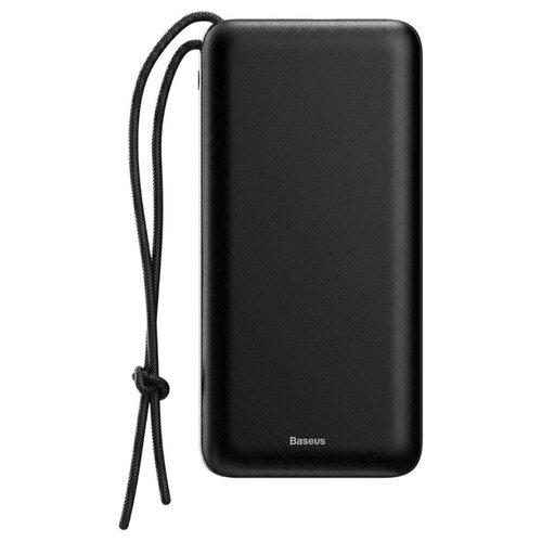 Аккумулятор Baseus Mini Q PD Quick Charger 20000 mAh черныйУниверсальные внешние аккумуляторы<br>