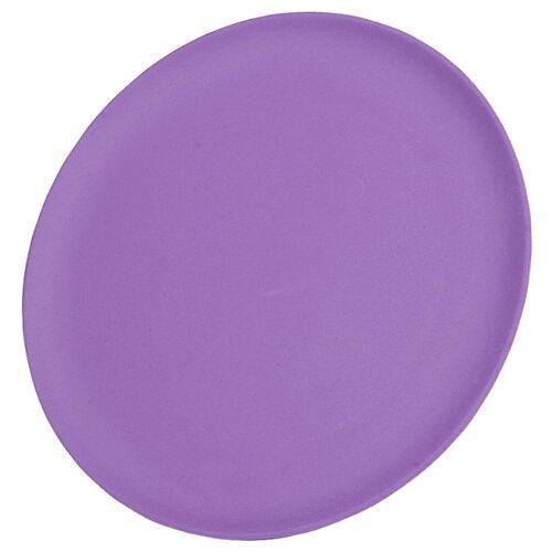 Фото - Fissman Тарелка плоская 28 см фиолетовый fissman тарелка плоская 28 см