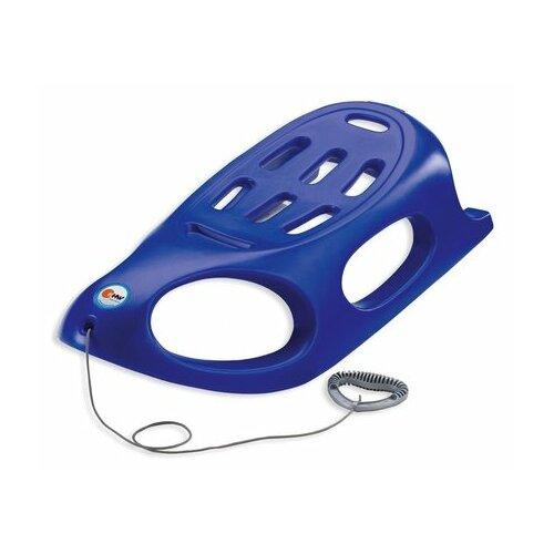 Купить Санки KHW Crazy Bob (2800) синий, Санки и аксессуары