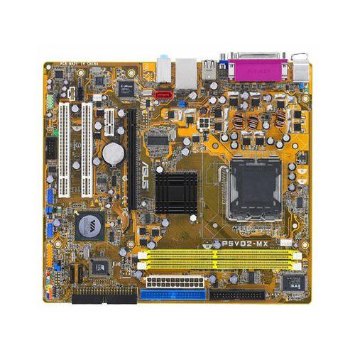 ASUS P5VD2-MX-SE DRIVERS MAC