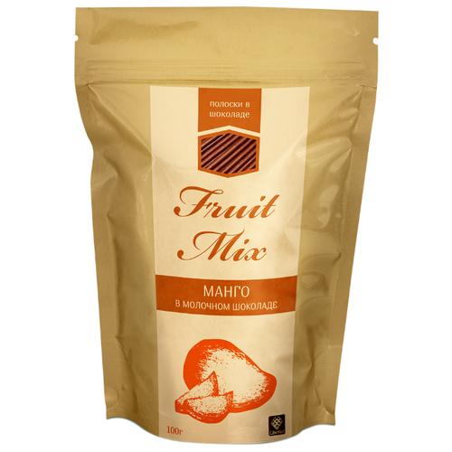 Манго Libertad Fruit Mix в молочном шоколаде, 100 г