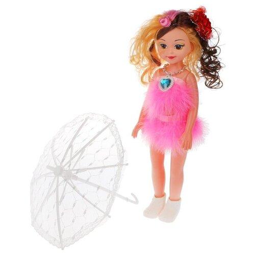 Купить Кукла Наша Игрушка Кукла, 35 см, 642675, Наша игрушка, Куклы и пупсы