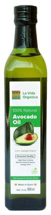 La Vida Organica Масло авокадо