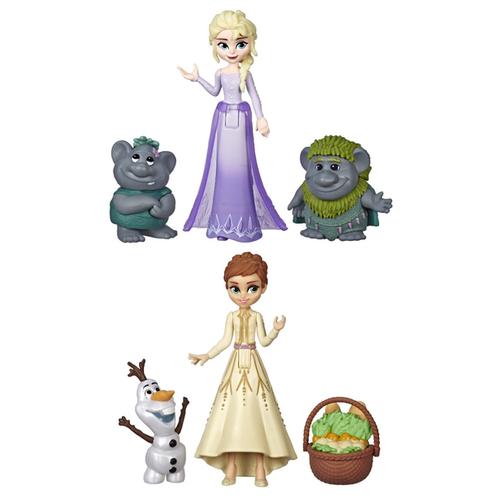 hasbro кукла одри светлые герои в платьях для коронации наследники disney Кукла Hasbro Disney Холодное сердце 2, E5509