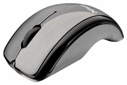Мышь Trust Curve Wireless Laser Mouse Silver-Black USB