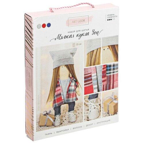 Купить Арт Узор Набор для шитья Интерьерная кукла Зои (3299331), Изготовление кукол и игрушек