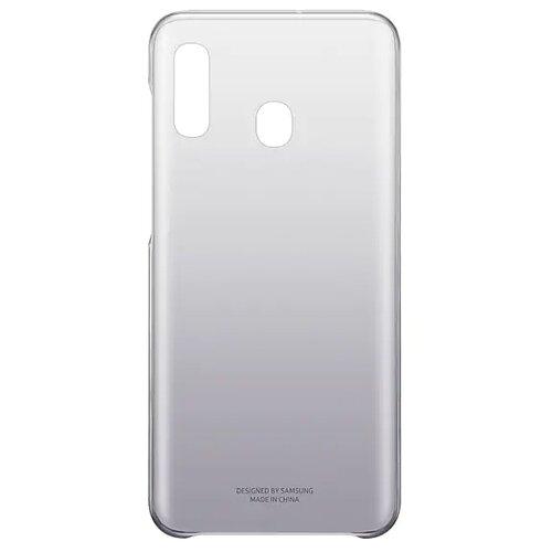 Чехол Samsung EF-AA205 для Samsung Galaxy A20 SM-A205F черный
