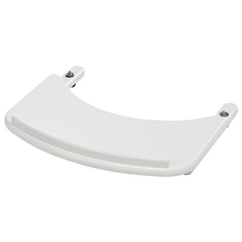 Купить Съемный столик Geuther для стульчика Swing, white, Стульчики для кормления