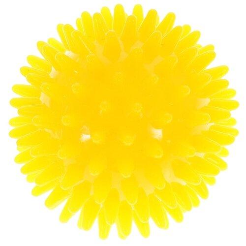 Мячик для кошек и собак V.I.Pet BL11-015-70 желтый