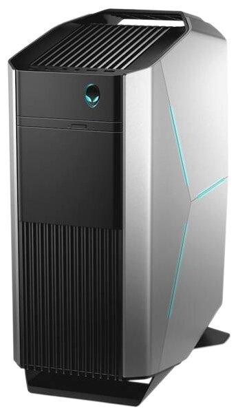 Настольный компьютер DELL Alienware Aurora R8 (R8-9072) Midi-Tower/Intel Core i7-8700/16 ГБ/256 ГБ SSD/2000 ГБ HDD/NVIDIA GeForce GTX 1070/Windows 10 Home