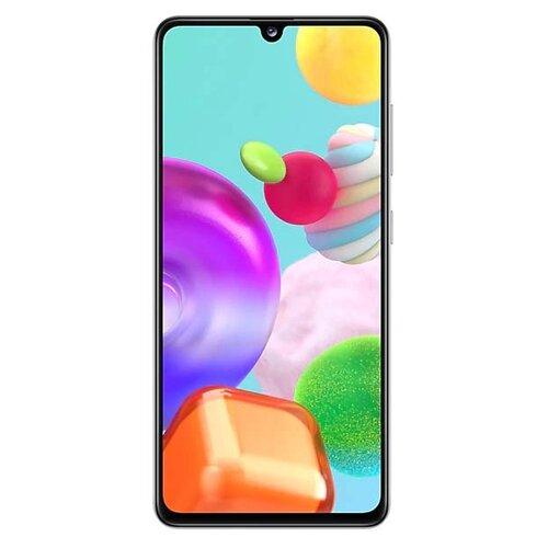 Смартфон Samsung Galaxy A41 белый (SM-A415FZWMSER) смартфон