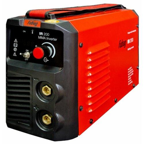 Сварочный аппарат Fubag IR 200 VRD (MMA) сварочный аппарат fubag ir 160 mma