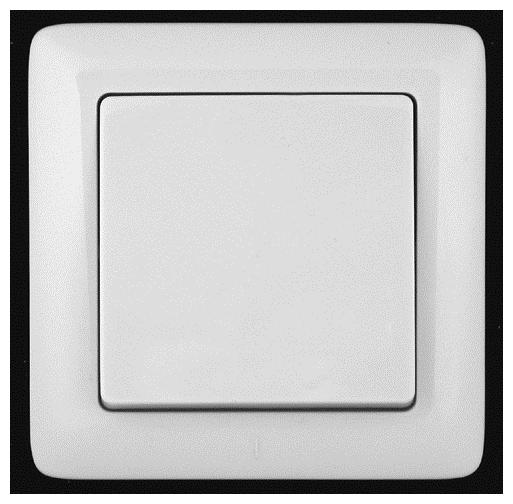 Выключатель / переключатель Schneider Electric ХИТ VS16-133-B, 6А , белый