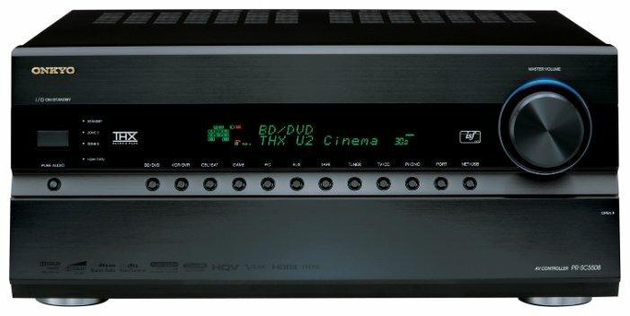 AV-процессор Onkyo PR-SC5508