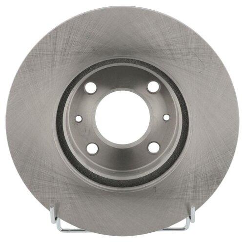 Комплект тормозных дисков передний Ferodo DDF1603 256x22 для Hyundai i20, Kia Rio (2 шт.) комплект тормозных дисков передний febi 31767 241x19 для hyundai accent 2 шт