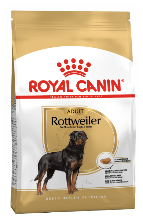 Корм для собак Royal Canin Rottweiler Adult