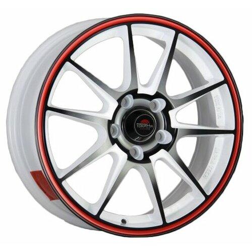 Фото - Колесный диск Yokatta Model-15 6.5x16/5x114.3 D66.1 ET50 W+B+RS колесный диск yokatta model 27 7x17 5x114 3 d64 1 et50 w b
