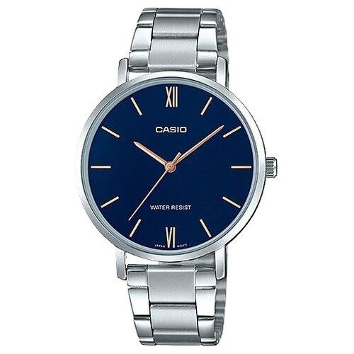 Фото - Наручные часы CASIO LTP-VT01D-2B наручные часы casio ltp vt01d 7b