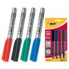 BIC Набор маркеров Marking Pocket (8803221), 4 шт.