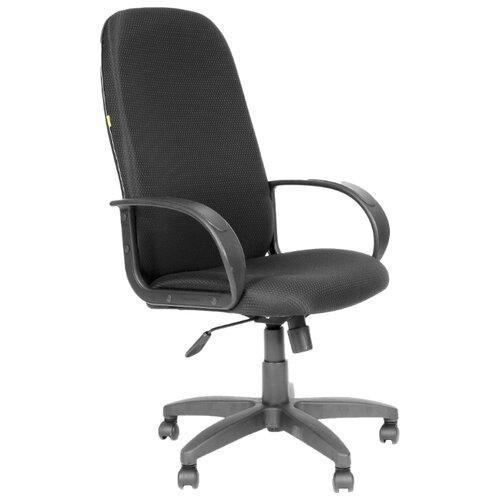 Компьютерное кресло Chairman 279 для руководителя, обивка: текстиль, цвет: Jp 15-2 компьютерное кресло chairman 434n для руководителя обивка текстиль цвет вельвет черный