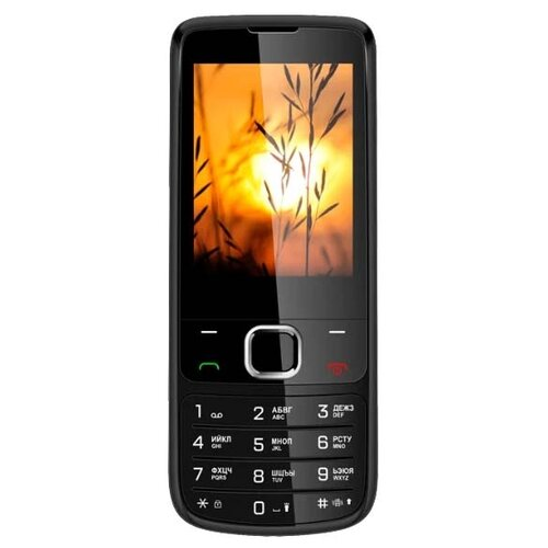 Телефон VERTEX D545, черный