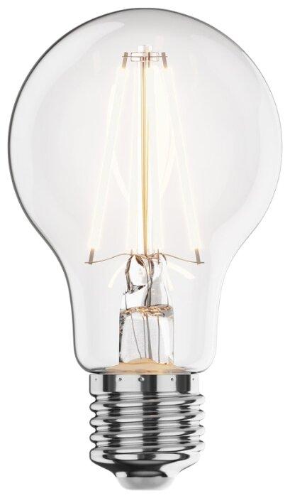 Лампа светодиодная ELARI SmartLED Filament LMS-01, E27, 7Вт фото 1