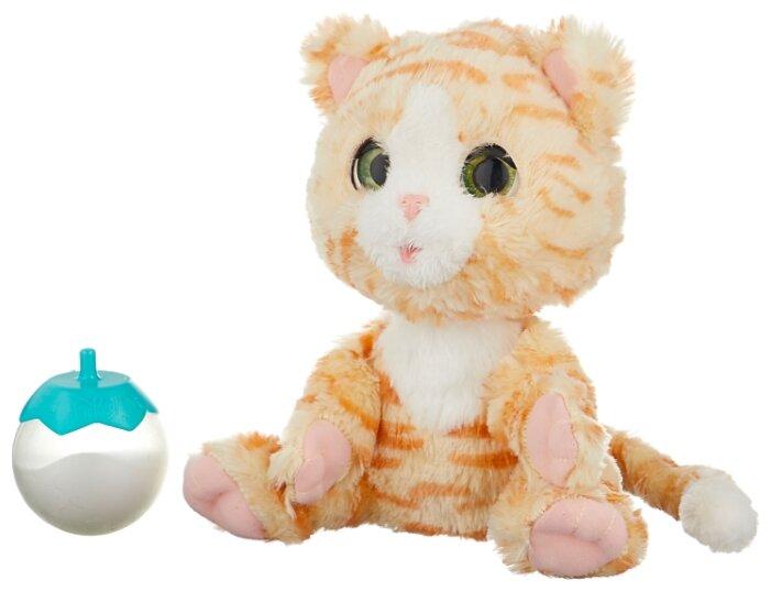 Интерактивная мягкая игрушка FurReal Friends Покорми Котенка E0418