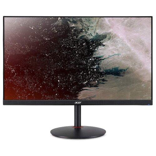 Монитор Acer Nitro XV272UPbmiiprzx 27, черный монитор acer xv270bmiprx 27 черный