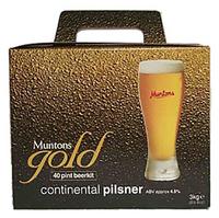 Muntons Continental Pilsner 3000 г