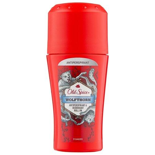 Дезодорант ролик Old Spice Wolfthorn, 50 мл дезодорант ролик old spice whitewater 50 мл